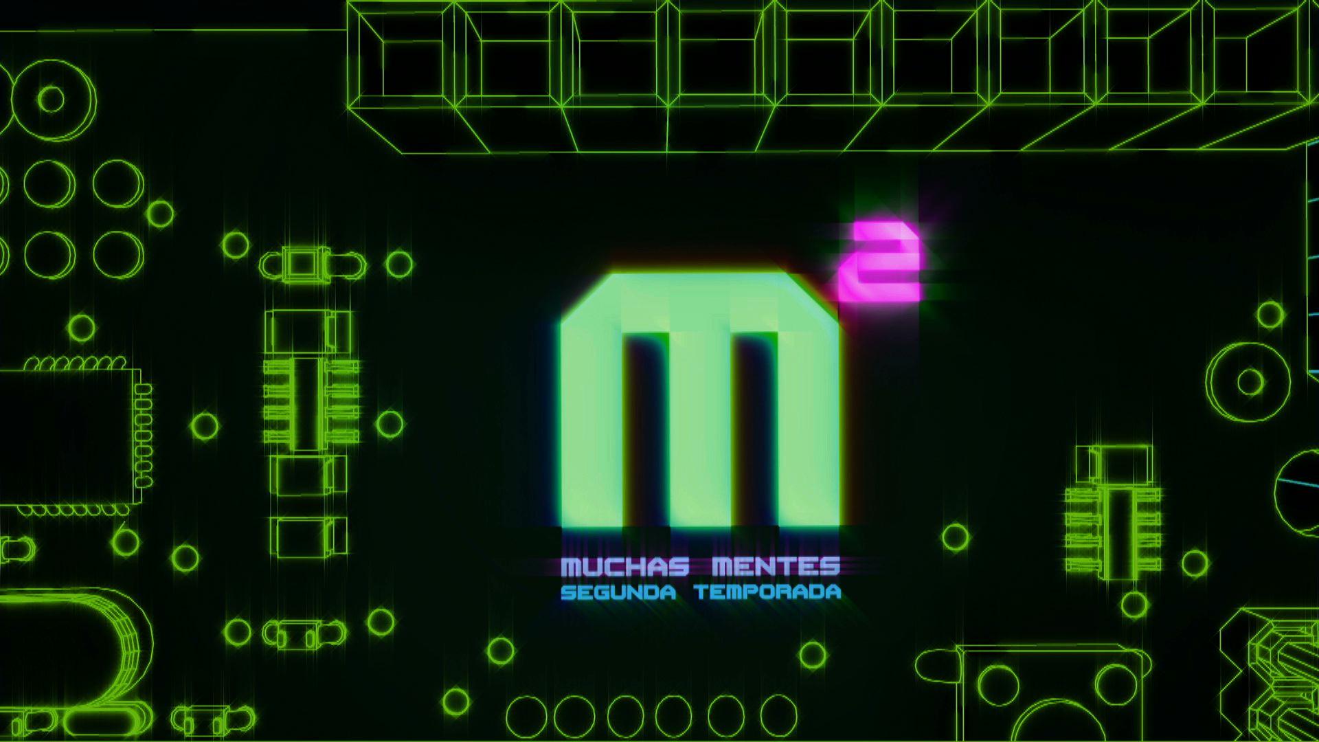 Muchas mentes II Logo